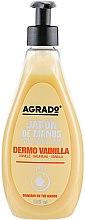 Духи, Парфюмерия, косметика Жидкое мыло для рук с ванилью - Agrado Hand Soap