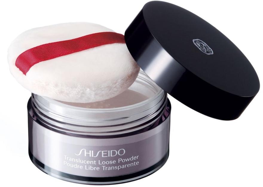 Пудра для лица - Shiseido Translucent Loose Powder