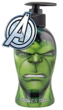 Духи, Парфюмерия, косметика Гель для душа - Marvel Avengers Hulk Shower Gel