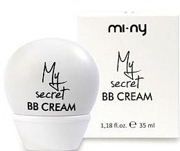 Духи, Парфюмерия, косметика BB-крем для лица - Mi-Ny My Secret BB Cream