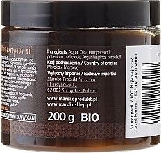 Натуральное черное мыло - Beaute Marrakech Argan Soap Natural — фото N2