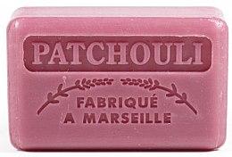 "Духи, Парфюмерия, косметика Марсельское мыло ""Пачули"" - Foufour Savonnette Marseillaise Patchouli"