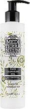 Духи, Парфюмерия, косметика Гель для умывания - Mediterraneum Nostrum Face Cleansing Gel