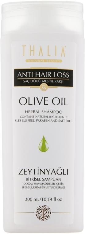 Шампунь с оливковым маслом - Thalia Anti Hair Loss Shampoo