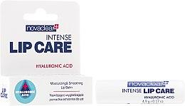 Духи, Парфюмерия, косметика Бальзам для губ с гиалуроновой кислотой - Novaclear Intense Lip Care