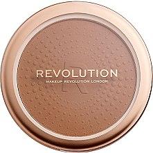 Парфумерія, косметика Бронзер для обличчя - Makeup Revolution Mega Bronzer