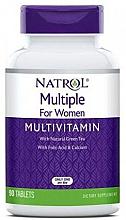 Духи, Парфюмерия, косметика Мультивитамин для женщин - Natrol Multiple for Women Multivitamin