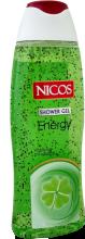 """Духи, Парфюмерия, косметика Гель для душа """"Энергия"""" - Nicos Shower Gel Energy"""