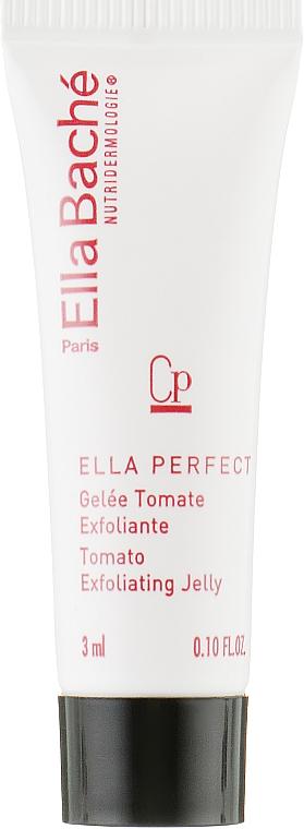 "Эксфолиирующий гель ""Томат"" - Ella Bache Ella Perfect Makeup Removal Tomato Exfoliating Jelly (пробник)"