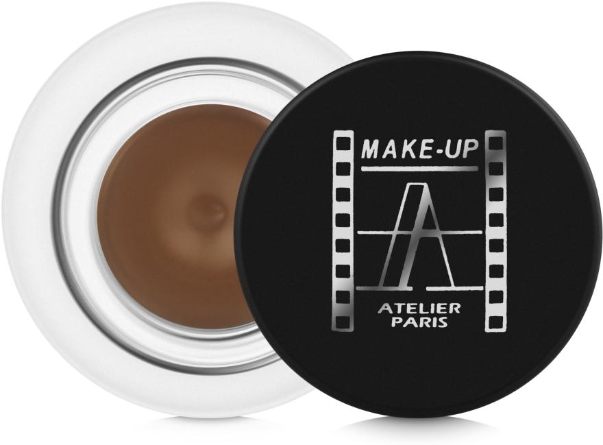 Гель-подводка водоустойчивая - Make-Up Atelier Paris Gel Eyeliner