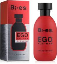Духи, Парфюмерия, косметика Bi-Es Ego Red Edition - Туалетная вода