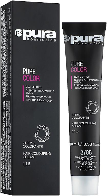 Краска для волос - Pura Kosmetica Pure Color Hair Colorante