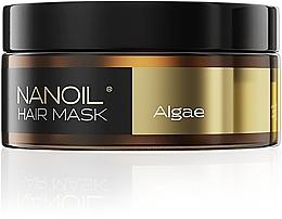 Духи, Парфюмерия, косметика Маска для волос с водорослями - Nanoil Algae Hair Mask