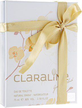 Unice ClaraLine Gold Orchid - Туалетная вода