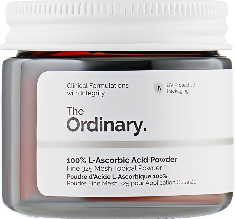 Витамин С в порошке - The Ordinary 100% L-Ascorbic Acid Powder