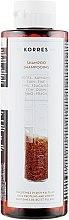 Духи, Парфюмерия, косметика Шампунь для тонких и ослабленных волос - Korres Rice Proteins and Linden Shampoo