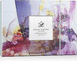 Духи, Парфюмерия, косметика Acca Kappa Vaniglia Fior di Mandorlo - Набор (edp/100ml + soap/2x100g)