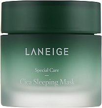 Ночная маска для проблемной кожи - Laneige Special Care Cica Sleeping Mask — фото N2