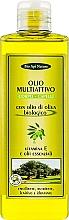 Духи, Парфюмерия, косметика Мультиактивное масло для тела и волос с оливковым маслом, витамином Е и эфирными маслами - Bio Api Natura