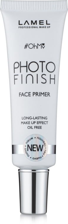 Праймер для лица - Lamel Professional Oh My Face Photo Finish Primer