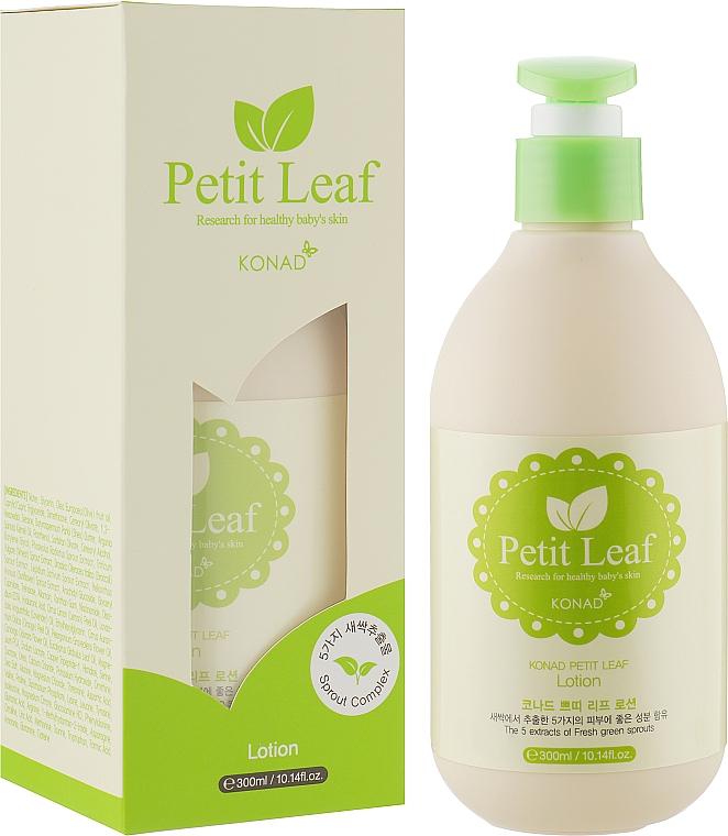 Детский увлажняющий лосьон для тела - Konad Petit Leaf Lotion