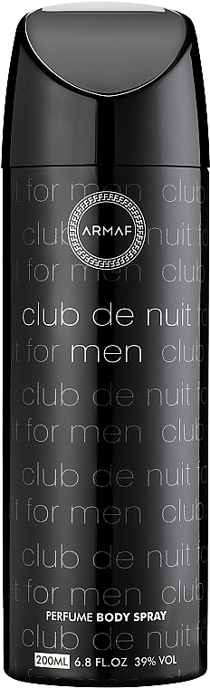 Armaf Club De Nuit Man - Дезодорант