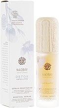 Духи, Парфюмерия, косметика Восстанавливающая сыворотка для лица - Naobay Detox Serum