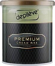 Духи, Парфюмерия, косметика Воск пленочный Премиум с диоксидом титана - Depileve Premium Cream Wax