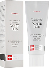Духи, Парфюмерия, косметика Отбеливающая зубная паста - Faberlic Expert Pharma White Plus