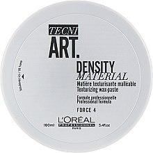 Духи, Парфюмерия, косметика Уплотнительный воск-паста для текстуры и укладки коротких волос - L'Oreal Professionnel Tecni.Art Density Material Wax-Paste
