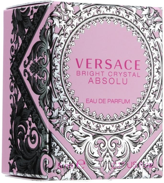 Versace Bright Crystal Absolu - Парфюмированная вода (мини)