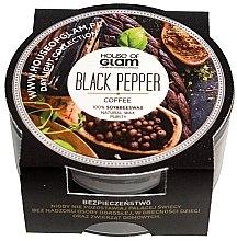 Духи, Парфюмерия, косметика Ароматическая свеча - House of Glam Black Pepper&Coffee Candle (мини)