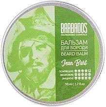 Парфумерія, косметика Бальзам для бороди - Barbados Pirates Beard Balm Jean Bart