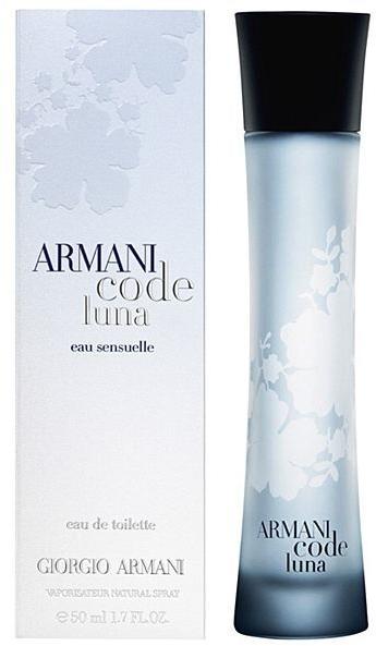 Giorgio Armani Code Luna - Туалетная вода