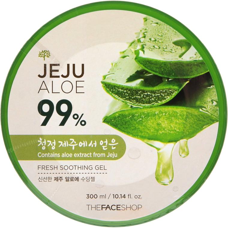 Универсальный гель с алоэ - The Face Shop Jeju Aloe Fresh Soothing Gel