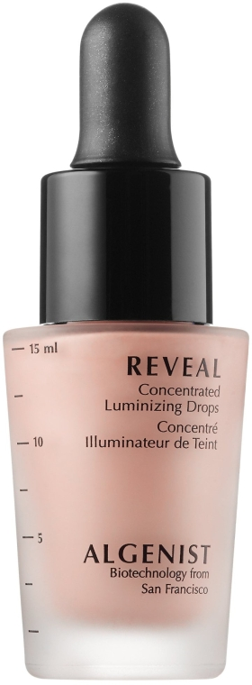Жидкий хайлайтер для лица - Algenist Reveal Concentrated Luminizing Drops