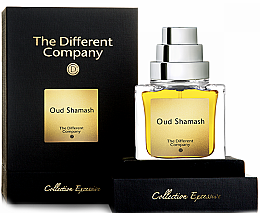 Духи, Парфюмерия, косметика The Different Company Oud Shamash - Парфюмированная вода
