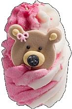 Духи, Парфюмерия, косметика Бомбочка для ванны - Bomb Cosmetics Teddy Bears Picnic Bath Mallow
