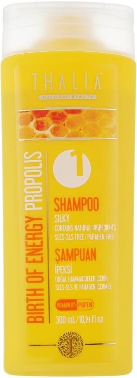 Шампунь з прополісом для волосся - Thalia Birth of Energy Propolis Shampoo — фото N1