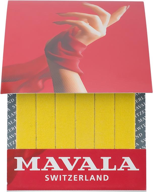 Мини пилочки для ногтей - Mavala Mini Emery Boards