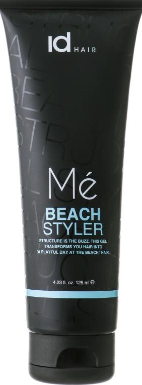Гель для укладки волос - idHair Me Beach Styler