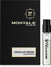 Духи, Парфюмерия, косметика Montale Chocolate Greedy - Парфюмированная вода (пробник)