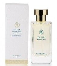 Духи, Парфюмерия, косметика Attirance Frisson d'Amour - Парфюмированная вода