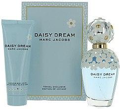 Духи, Парфюмерия, косметика Marc Jacobs Daisy Dream - Набор (edt/100ml + b/l/75ml)