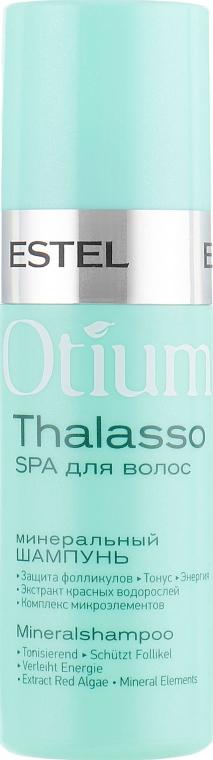 Минеральный шампунь для волос - Estel Professional Otium Thalasso Mineral Shampoo (мини) — фото N1