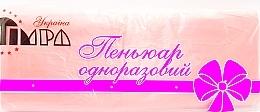 Духи, Парфюмерия, косметика Парикмахерский одноразовый пеньюар, красный - Timpa Украина