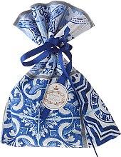 Духи, Парфюмерия, косметика Ароматический мешочек, бело-синий - Essencias De Portugal Tradition Charm Air Freshener