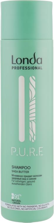 Шампунь для волос - Londa Professional P.U.R.E Shampoo