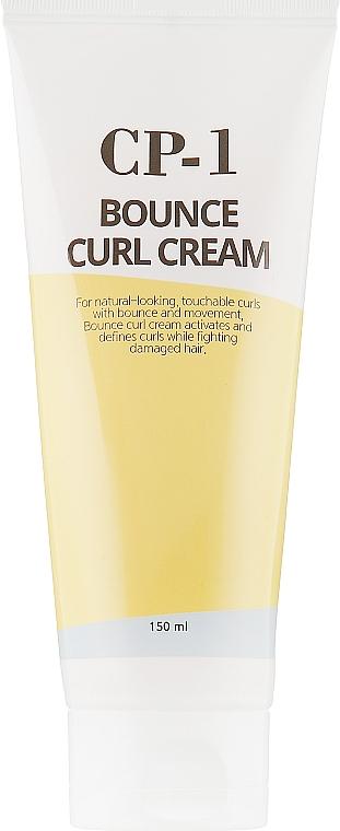 Ухаживающий крем для повреждённых волос - Esthetic House CP-1 Bounce Curl Cream