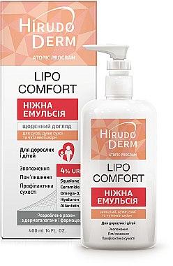 Эмульсия для сухой, очень сухой и чувствительной кожи - Hirudo Derm Atopic Program